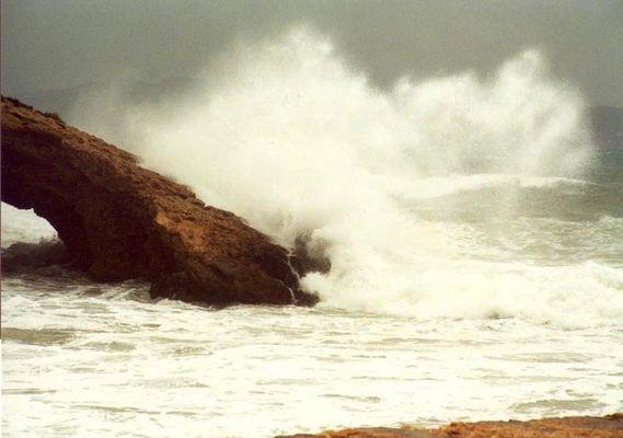 Sturmträume auf Ibiza