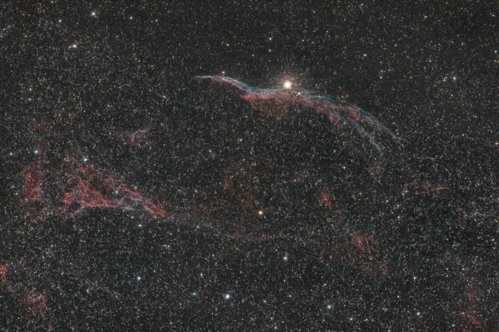 Sturmvogel NGC 6960 und Pickerings Triangle