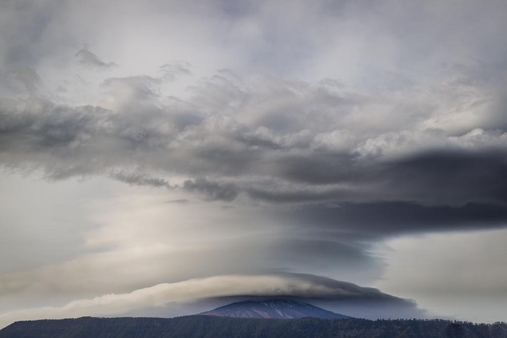 Sturmwarnung auf Teneriffa