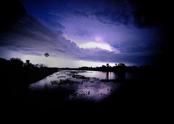 """""""Sturmzeit"""" Pantanal BR 2008"""