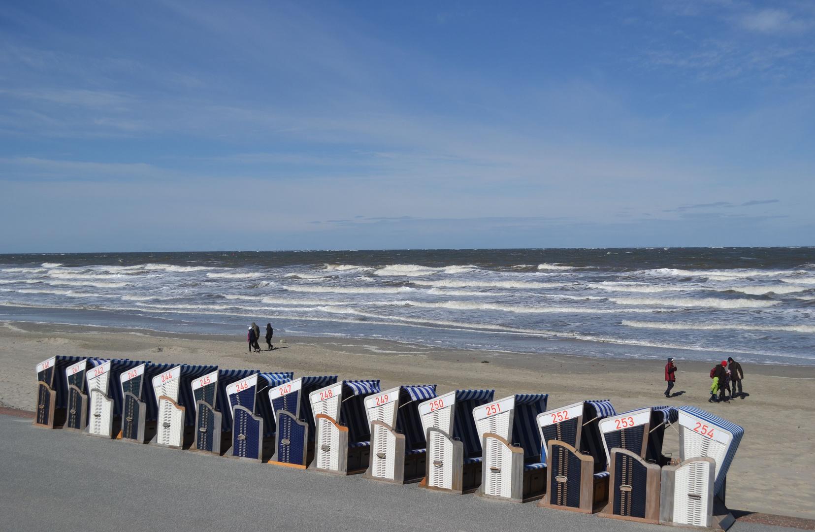 Sturmzeiten Norderney 5