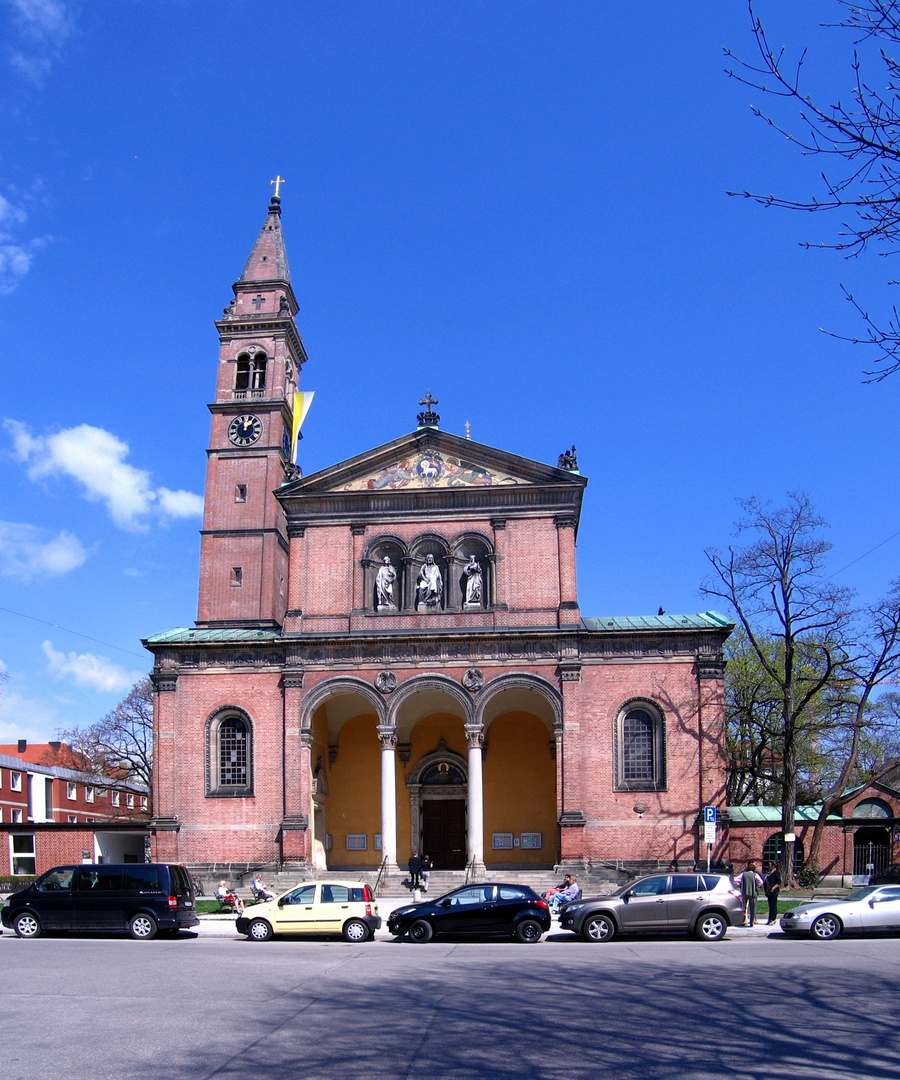 St.Ursula in Schwabing