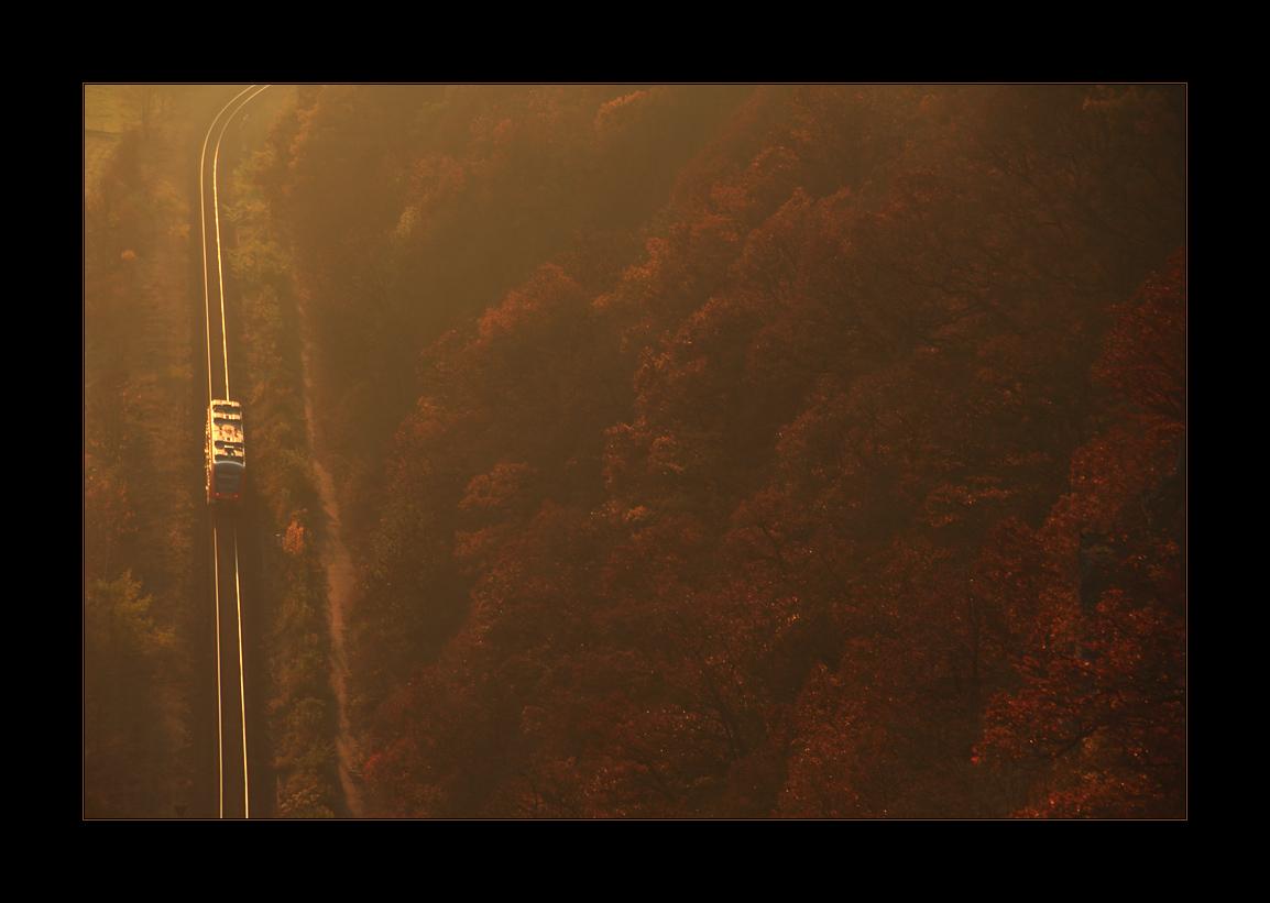 Stuttgart 21: ...auf der schiefen Bahn... - im Nebulösen...