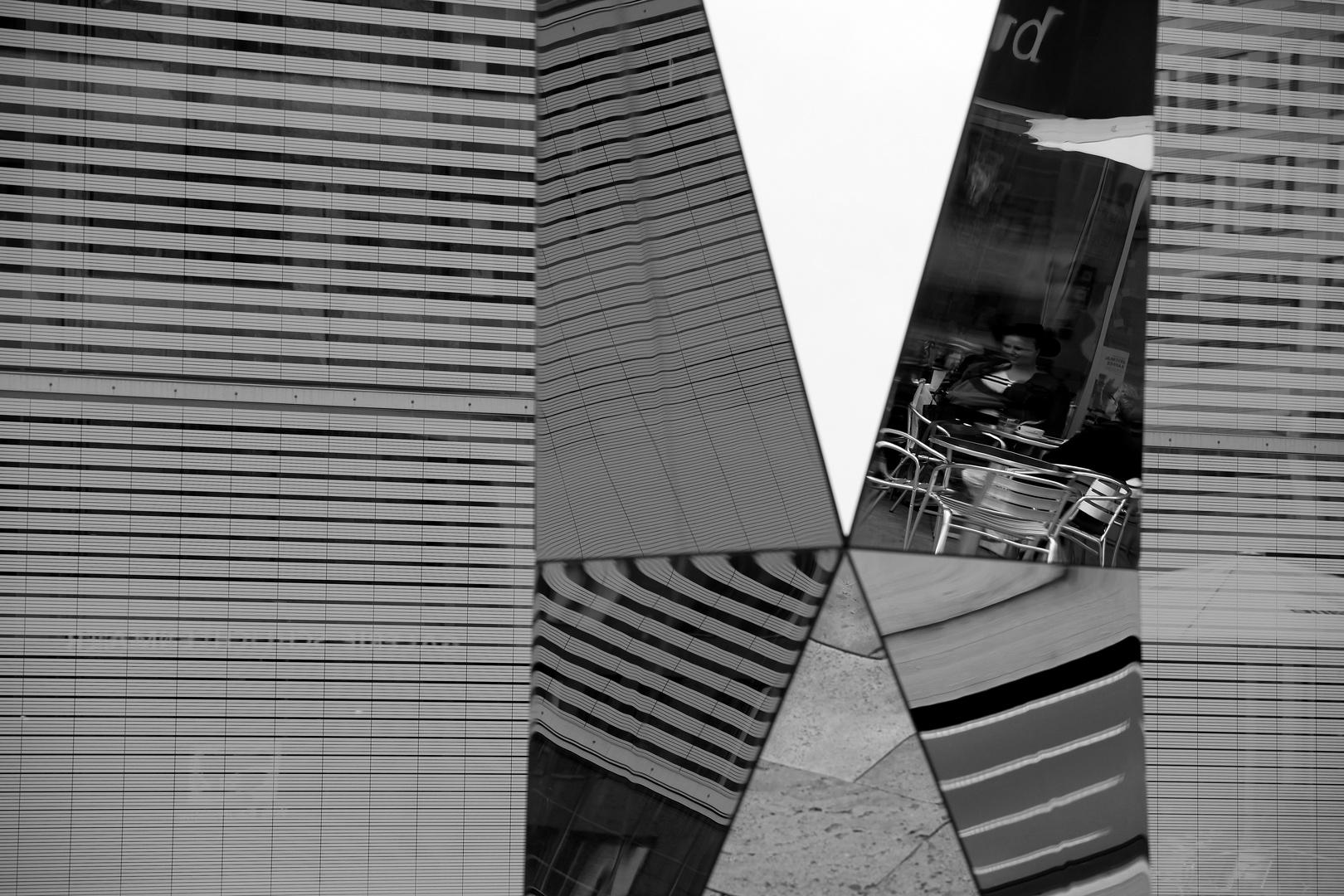 Stuttgart abstrakt