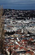 Stuttgart Ansichten von Oben