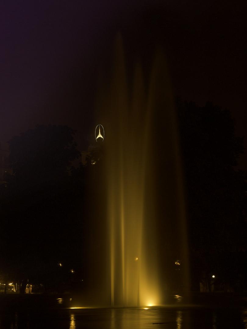 Stuttgart bei Nacht 4