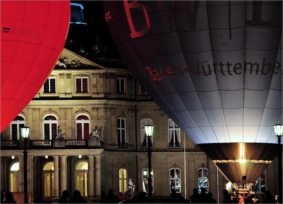 Stuttgart - City leuchtet II