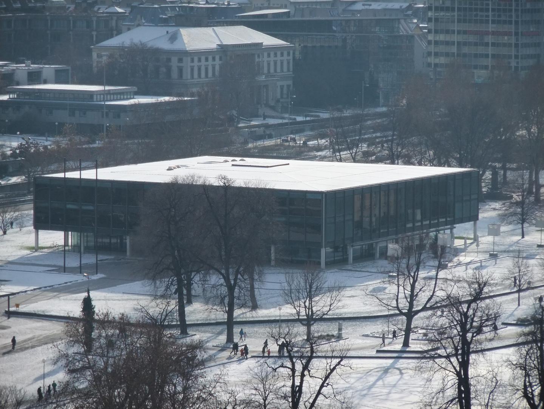 Stuttgart im Winter 3
