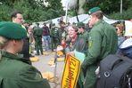 Stuttgart K21 Blockiererin geht ab ....am 6.6.2011