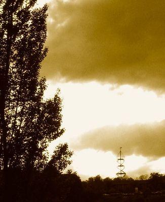 Stuttgart - Killesbergturm
