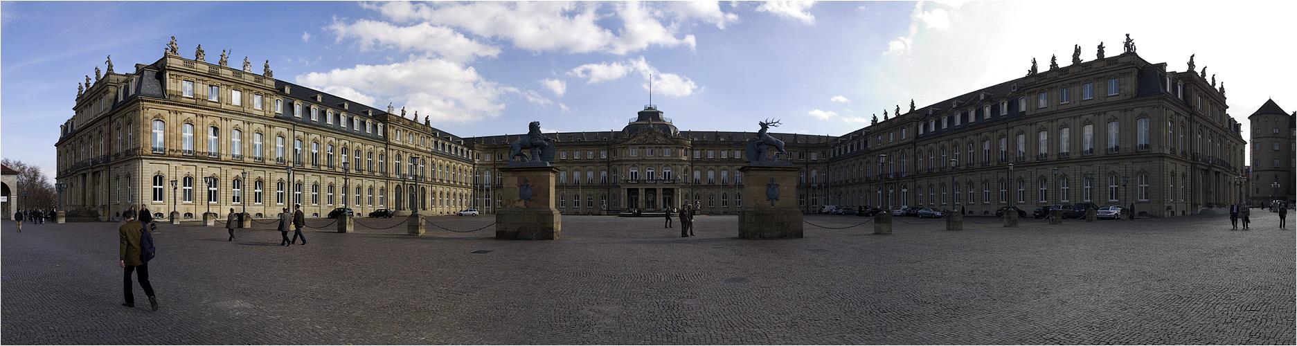 Stuttgart Neues Schloß