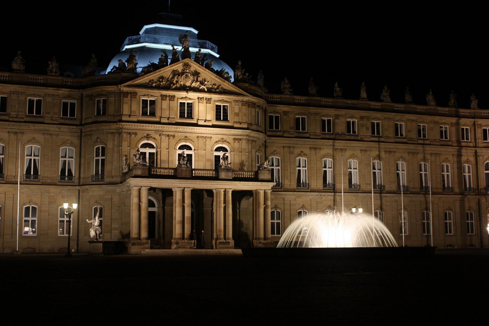 Stuttgart, Schloss