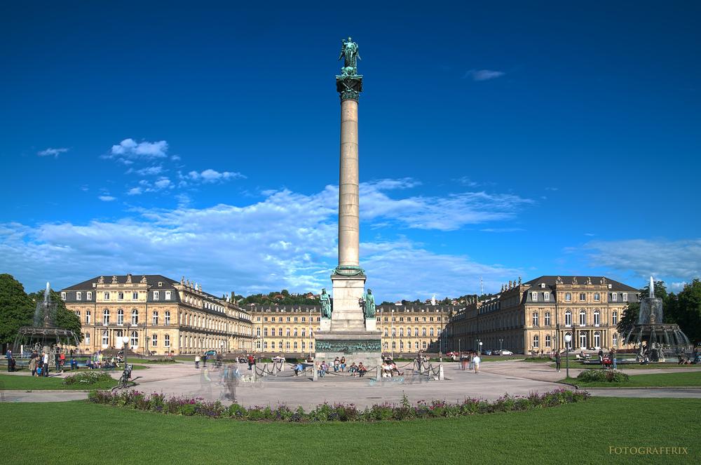 Stuttgart Schlossplatz II