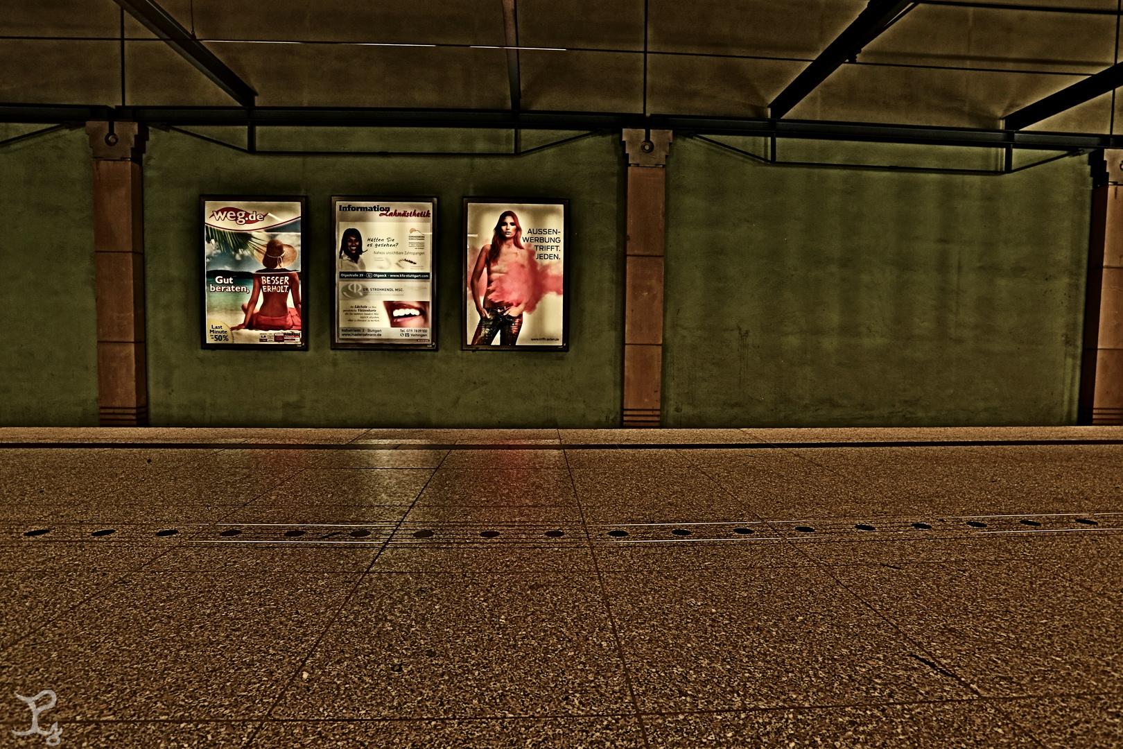Stuttgart U-Bahn