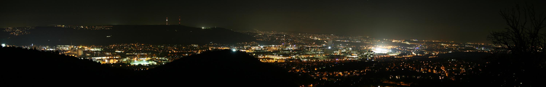 Stuttgart vom Rotenberg 3