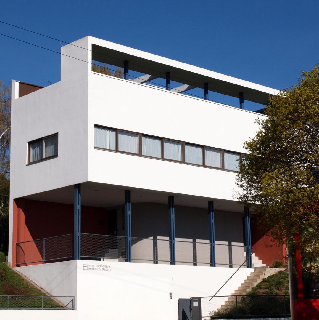 Stuttgart - Weissenhof