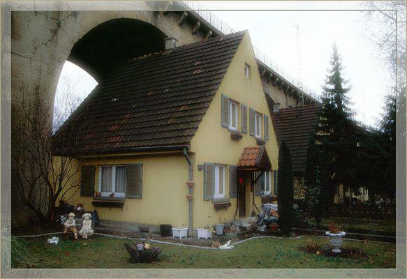 Stuttgarter Ecken IX - Hausefalle
