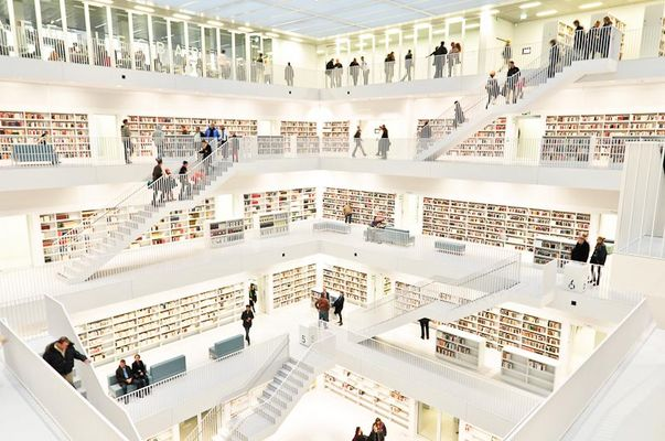 Stuttgarter Lesetempel