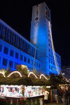 Stuttgarter Rathaus...