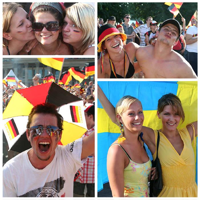 Stuttgarter WM-Eindrücke Teil 4