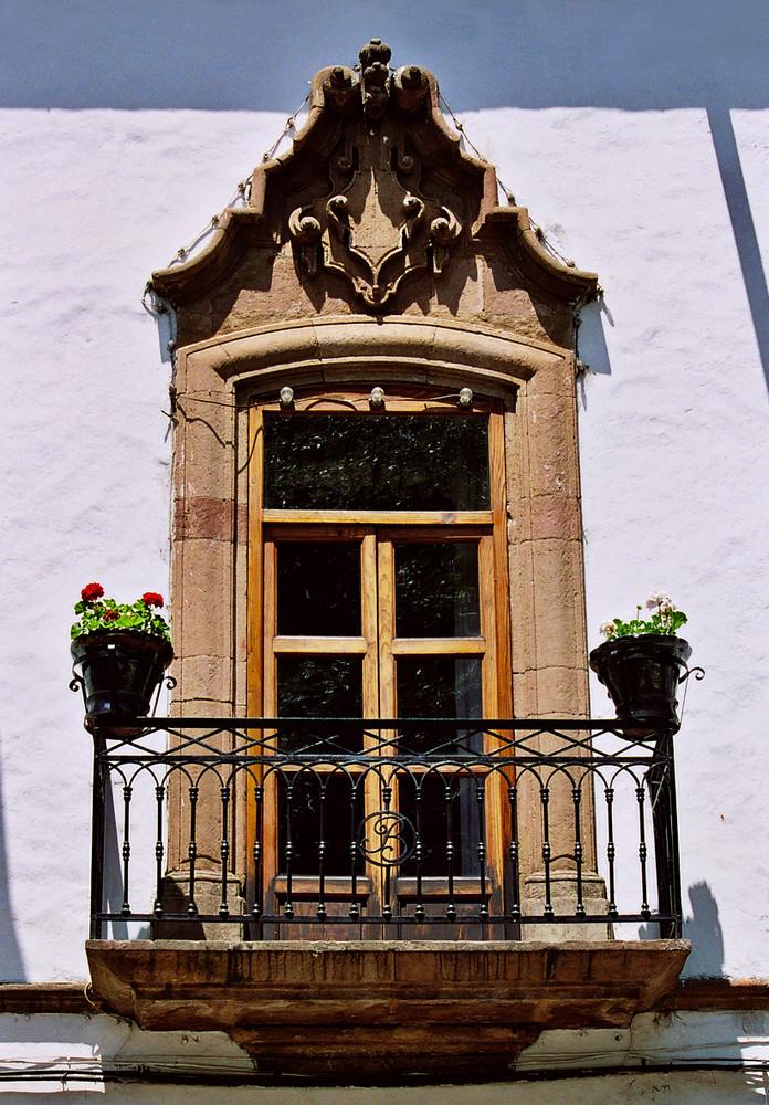 style colonial a Patzcuaro