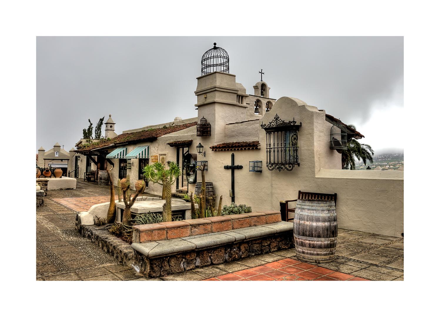 Style of Tenerife..........