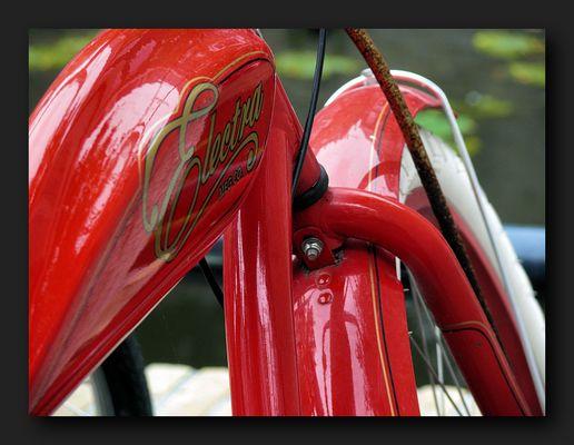 stylish Electra bike