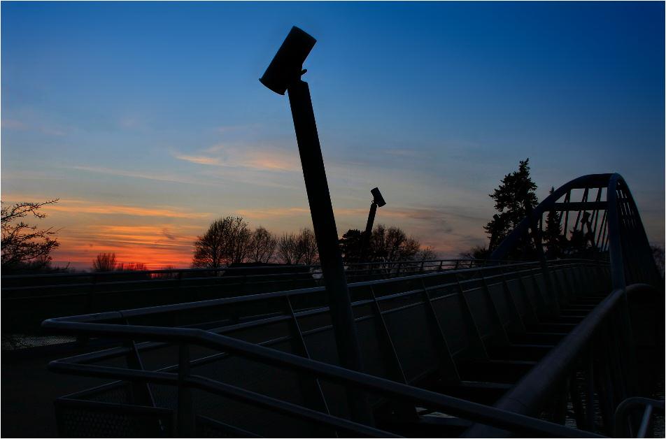 SU an der kleinen Weserbrücke