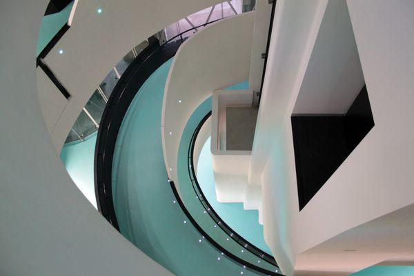 Su e giù per le scale