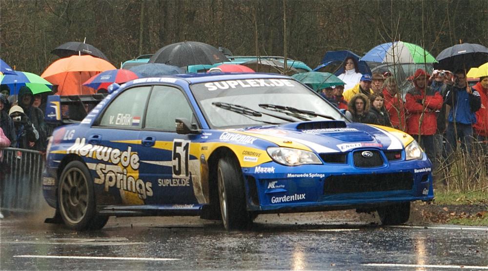 Subaru S12 WRC