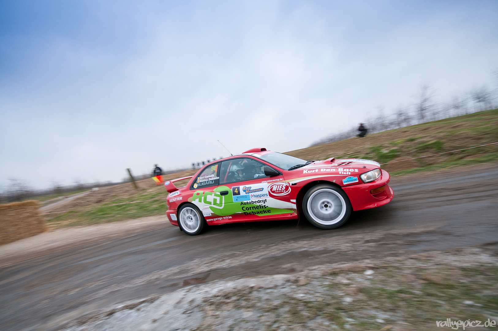 Subaru WRC S5