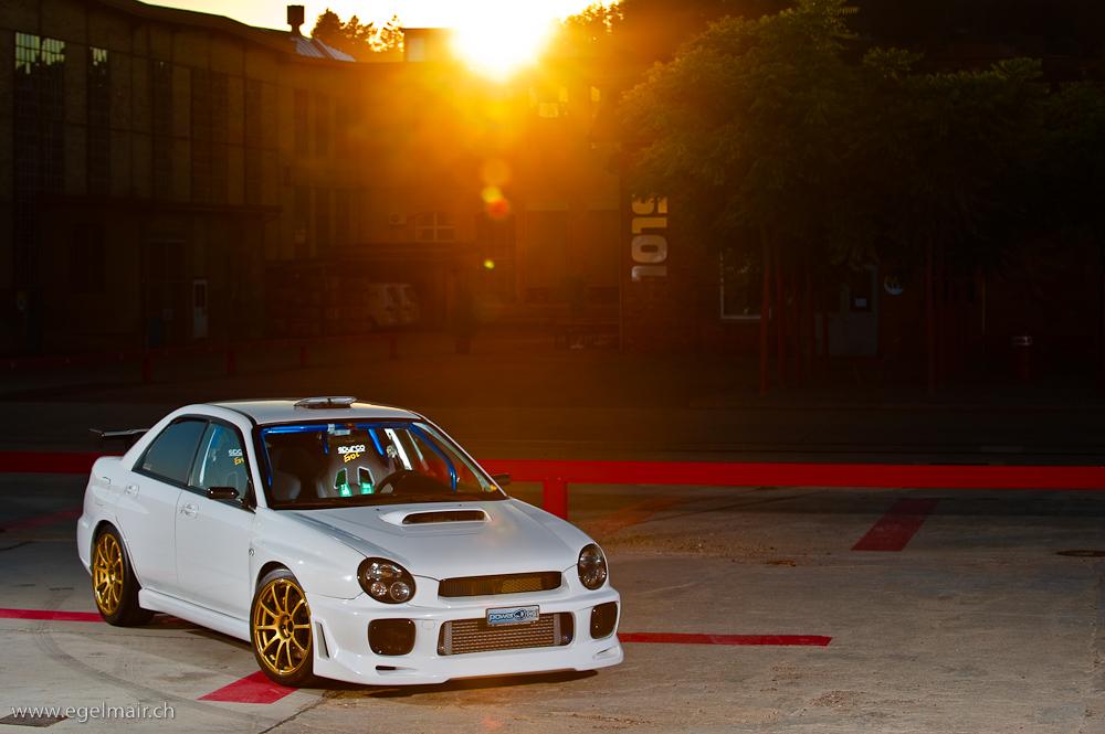 Subaru WRX the Power Pig