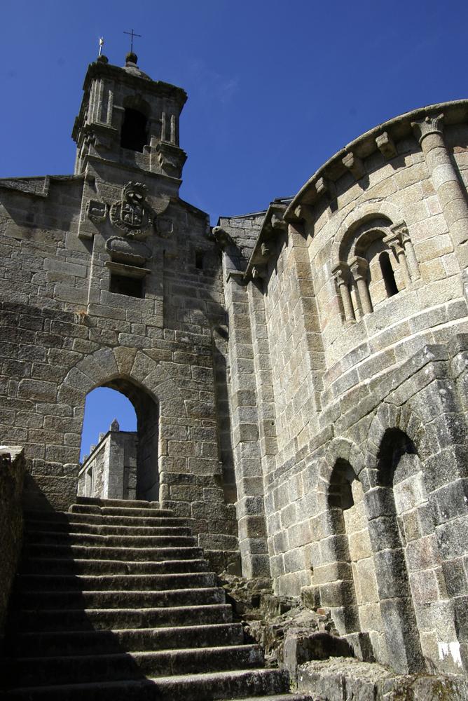 Subida al monasterio