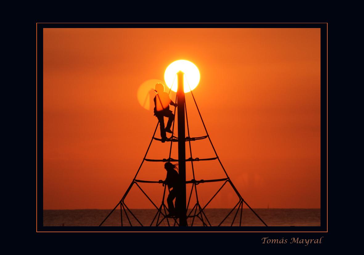 Subir al Sol