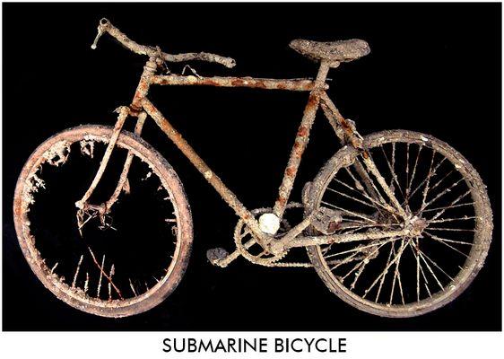 SUBMARINE BICYCLE