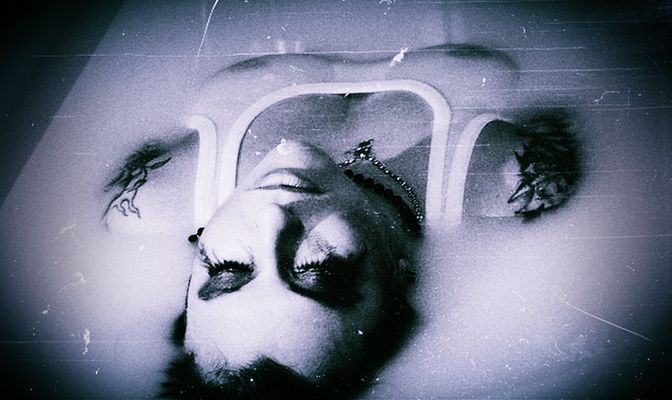 submerge..
