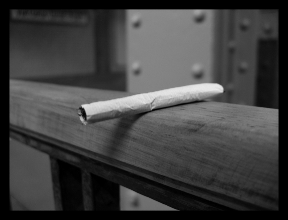 Subway Cigarette