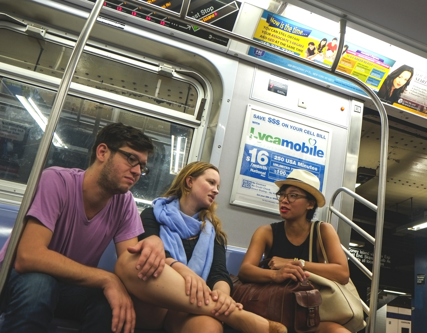 Subway - Conversation