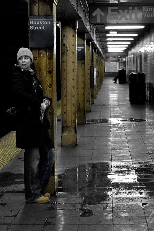 Subway Scenes