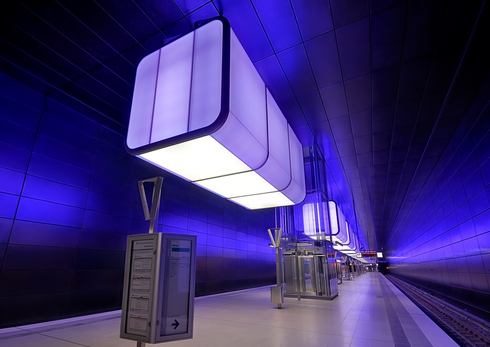 - Subway Station III -