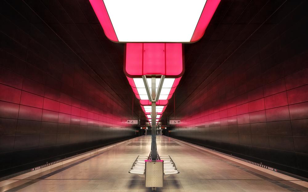 - Subway Station IV -