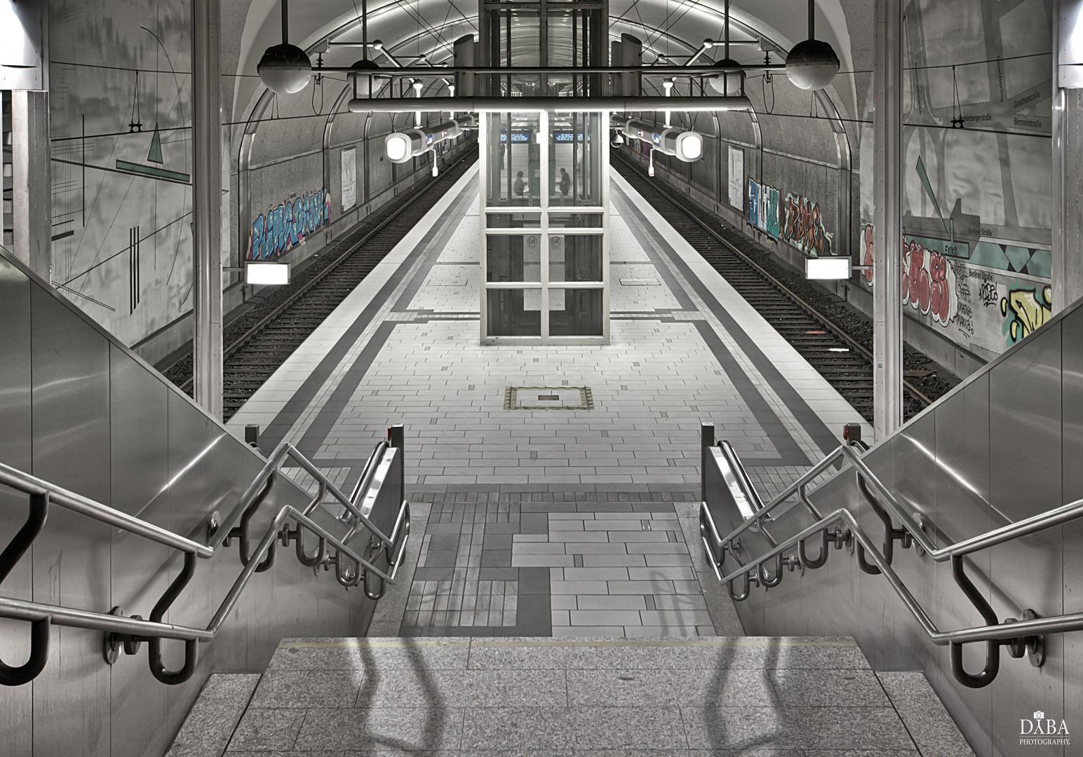 Subway Station # Kaiserlei #
