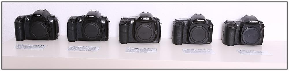 suche Defekte Canon DSLR