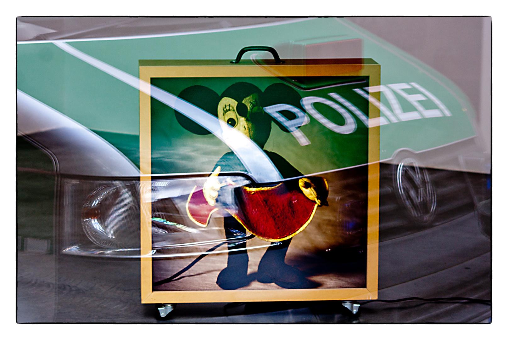 Suche nach neuem kinderfreundlichen Polizeilogo?