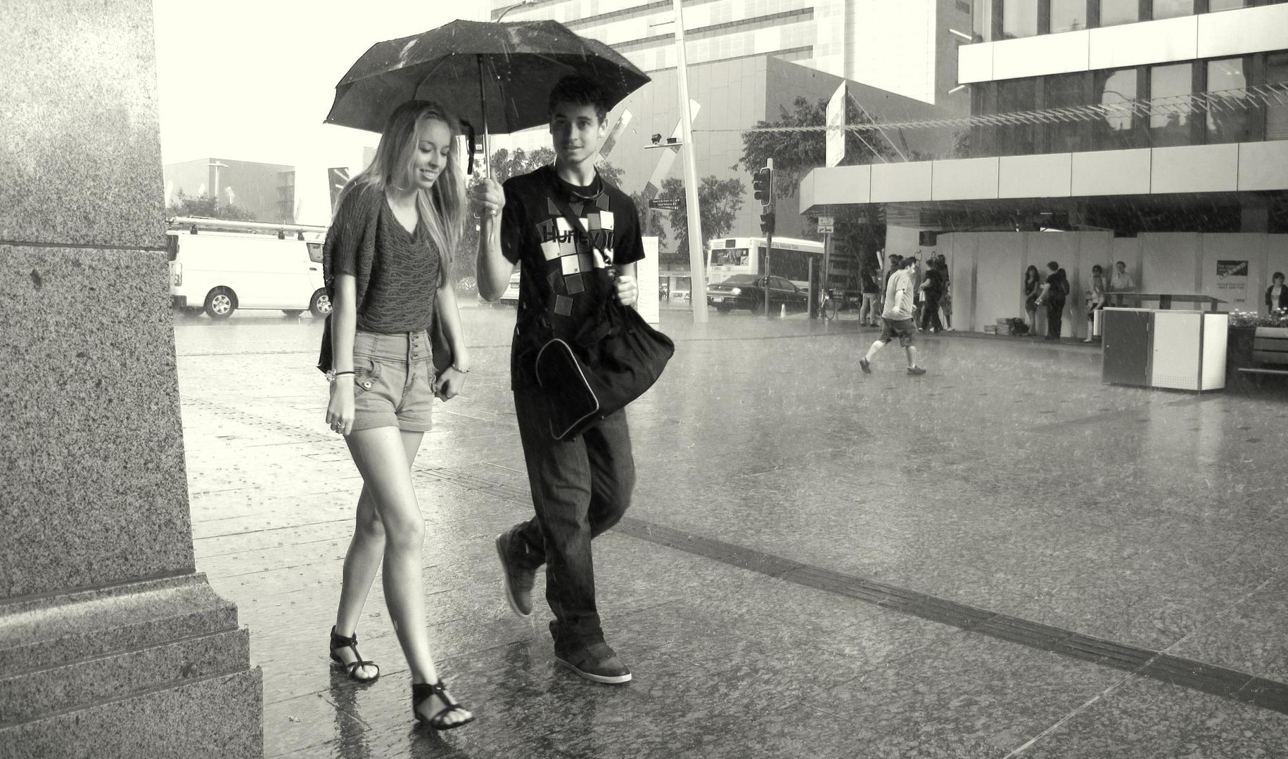 - Suddenly Rain -