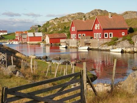 Süd Norwegen