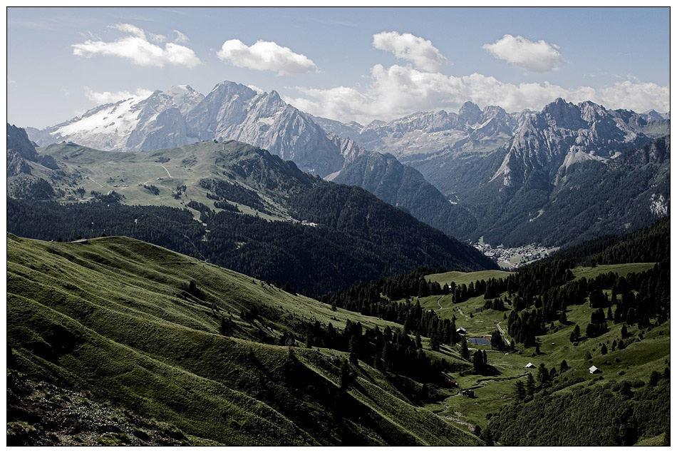 Süd Tiroler Alpen