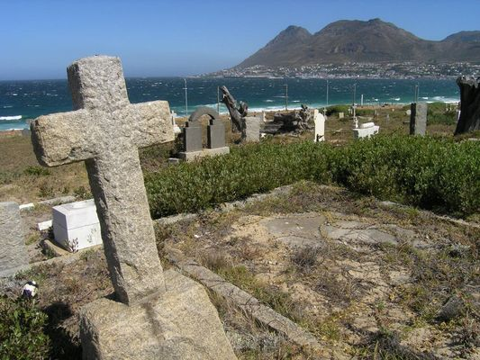 Südafrikanischer Friedhof