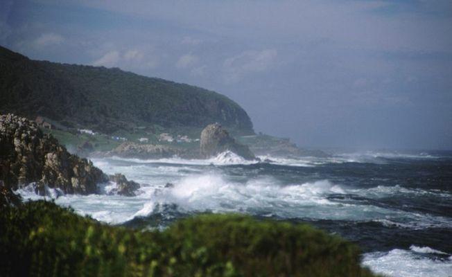 Südafrikas Küste