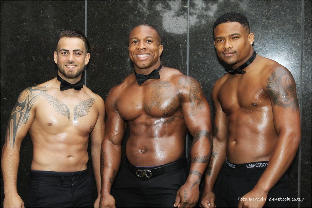Südamerikanische Passion mit holländischem Flair ... Männer